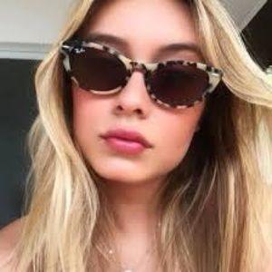 Ray-Ban Nina - cat-eye sunglasses